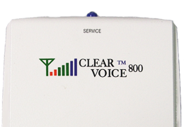 clear voice 800mhz kit complete