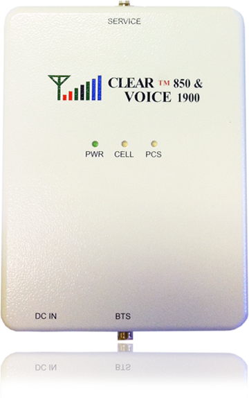 cellular repeater amplifier clear voice dual band